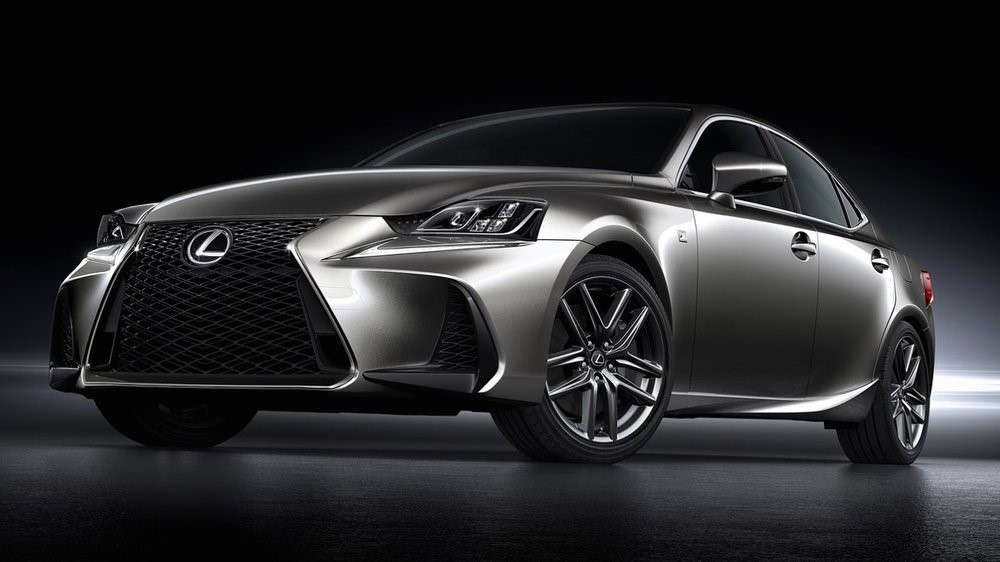 2020 Lexus RC 300h Hybrid F Sport Review