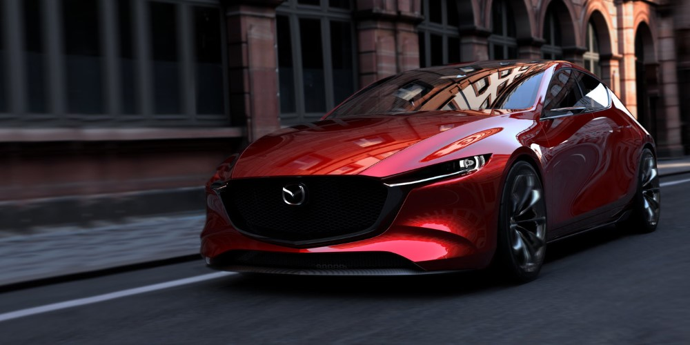 2020 Mazda 3 Gasoline Engine