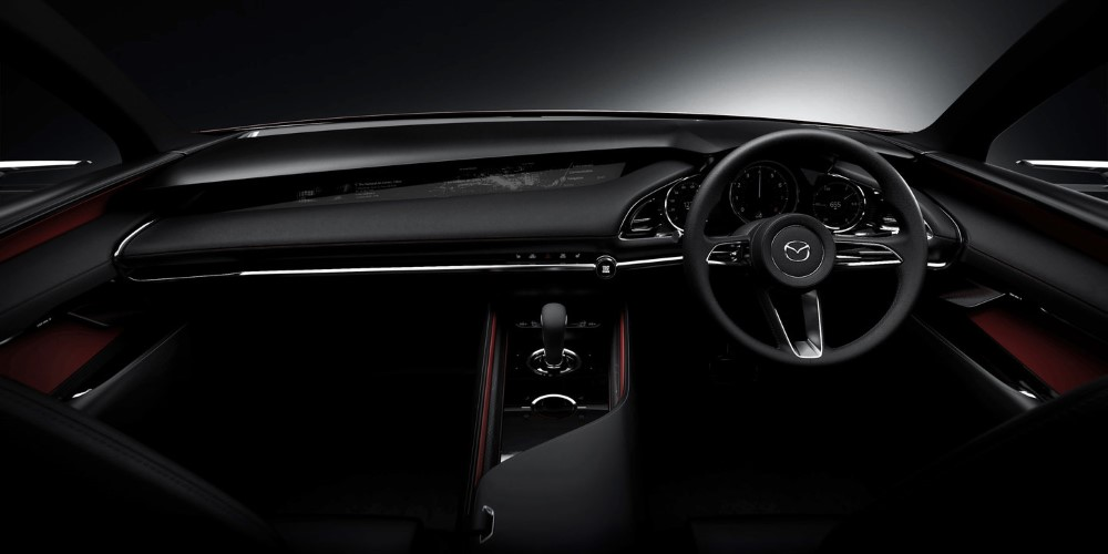2020 Mazda 3 Interior Changes
