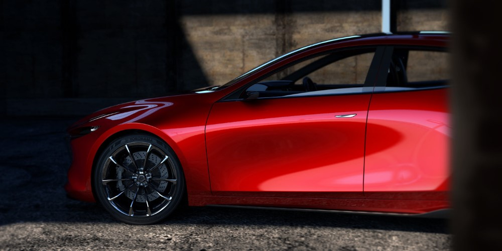 2020 Mazda 3 Specs and Features