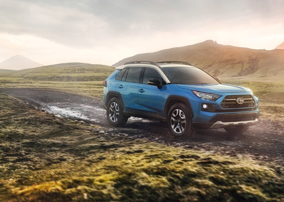 Toyota RAV4 2020 Adventure Performance