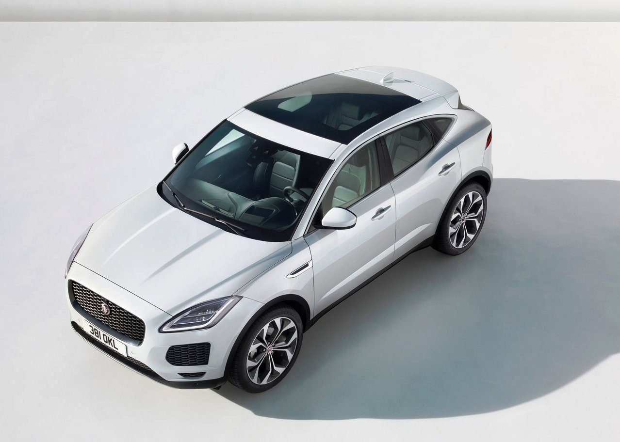 2019 Jaguar E-Pace Concep SUV Redesign and Changes