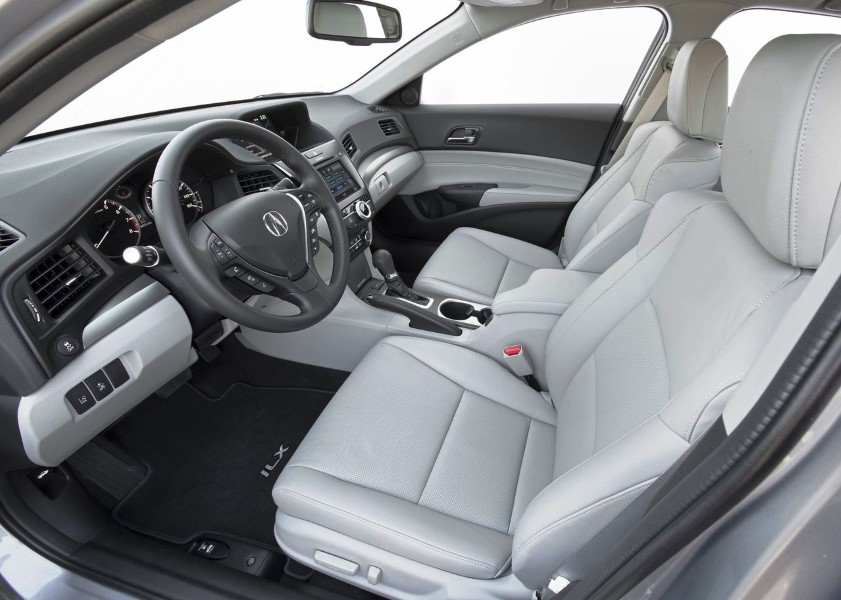 2020 Acura ILX Review Interior