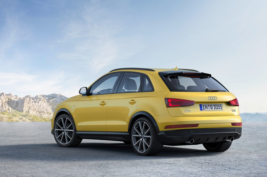 2020 Audi Q3 Redesign and Changes