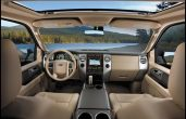 2020 Chevy Tahoe interior With Dashboard Optimized by Apple Carplay