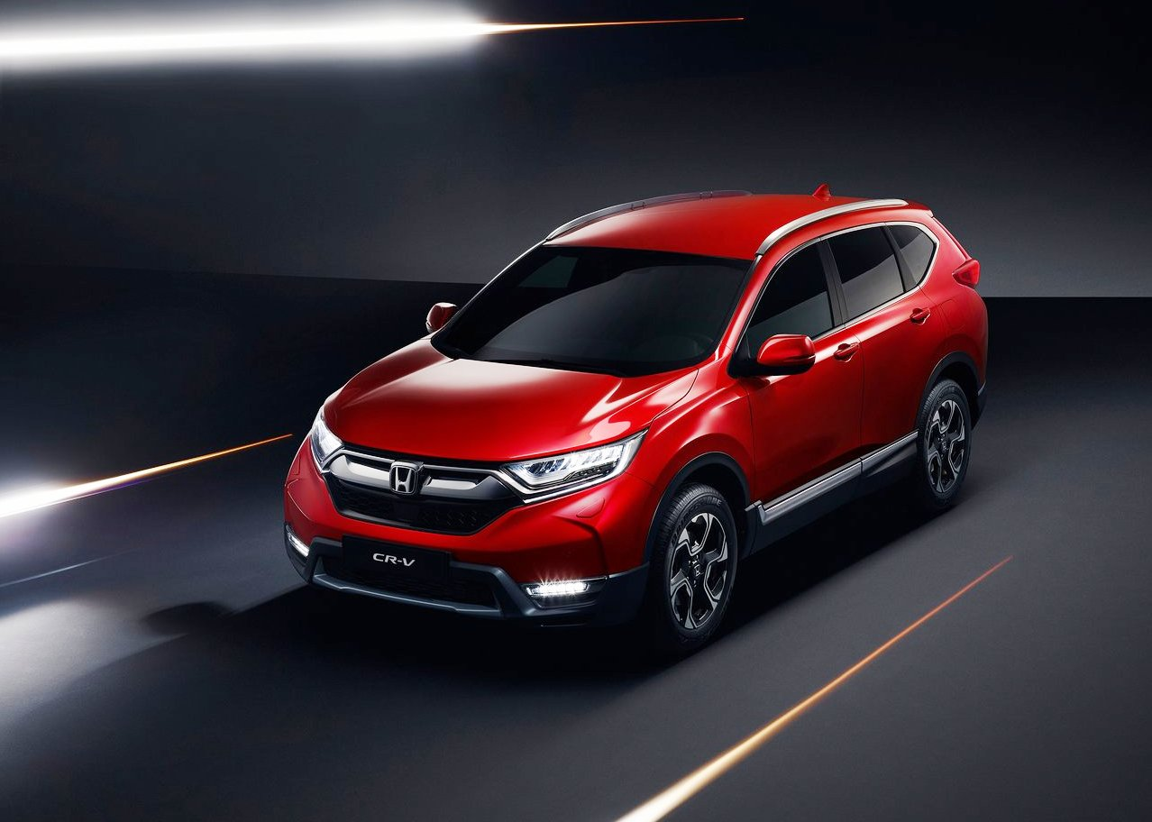 2020 Honda CR-V Dimensions