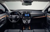 2020 Honda CR-V Interior Changes