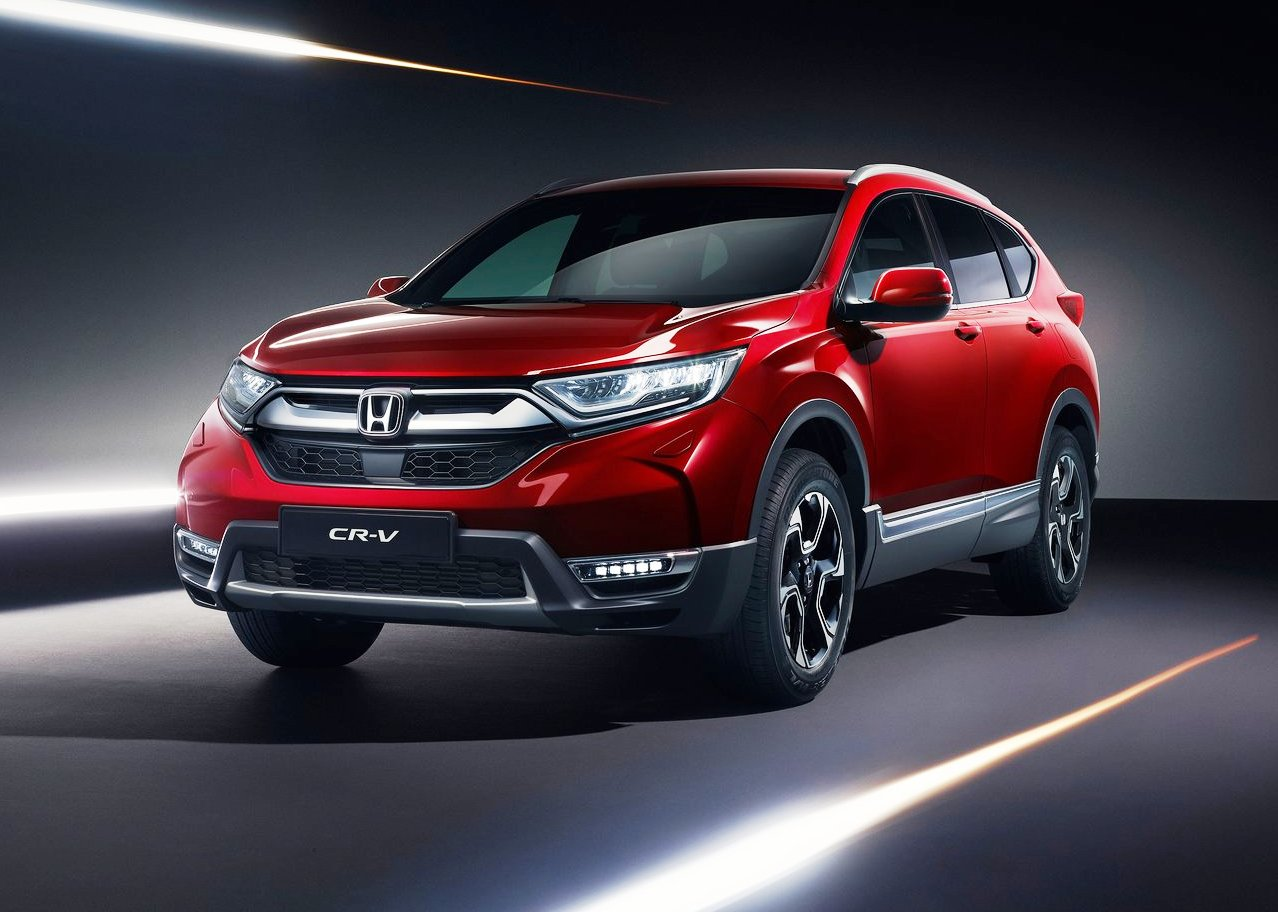 2020 Honda CRV Relase Date and Price