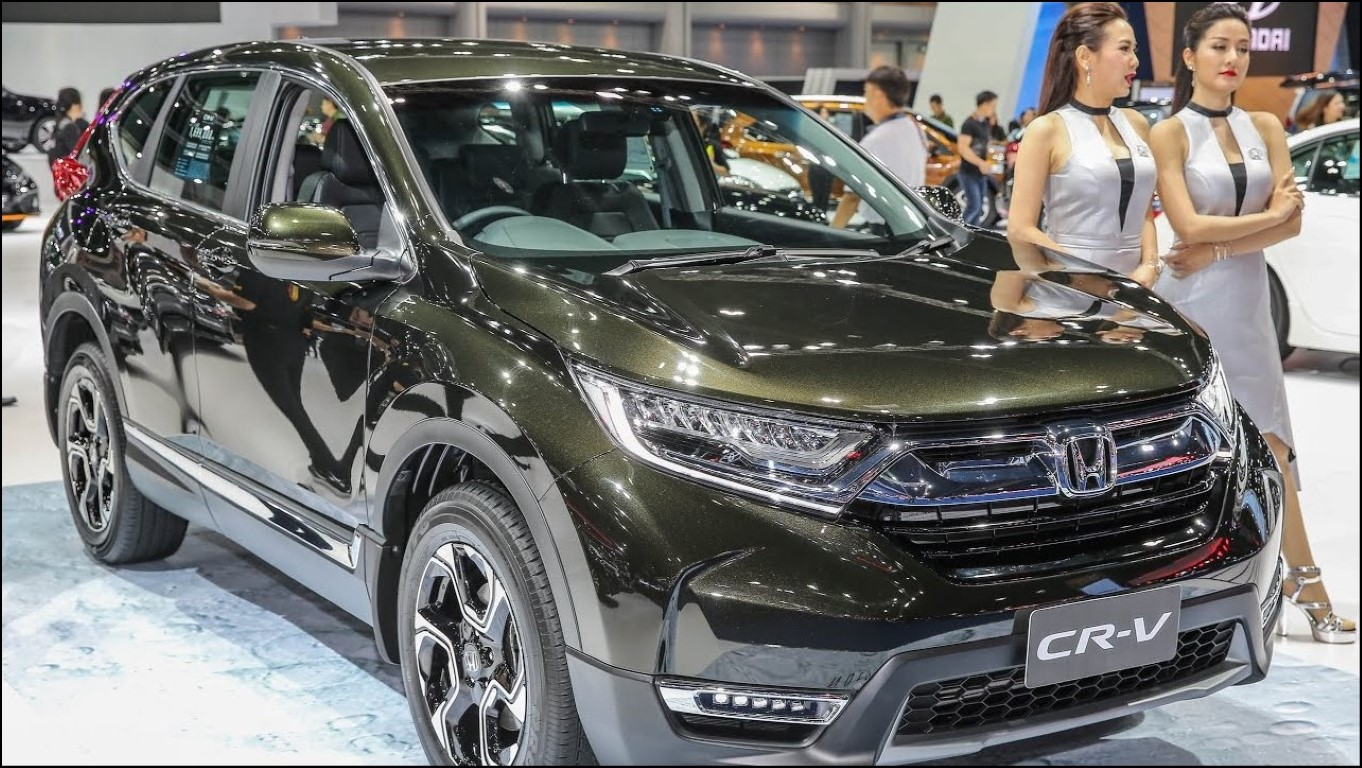 2020 Honda CRV Release Date and Prices