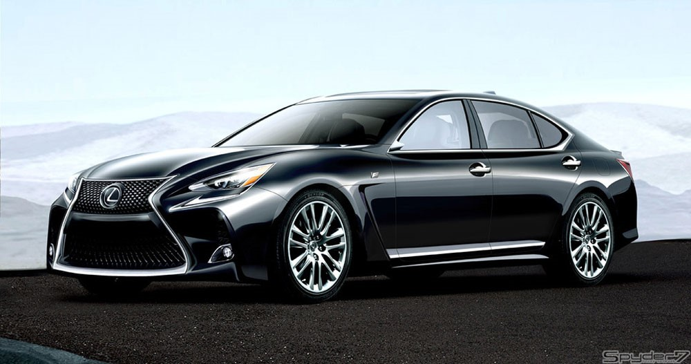 2020 Lexus GS 350 Redesign and Changes