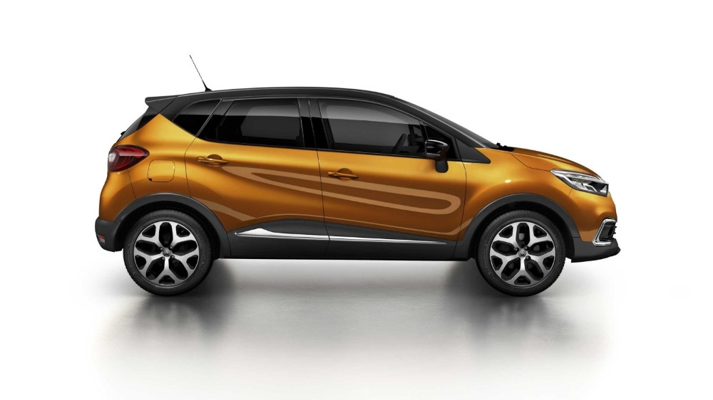 2020 Renault Captur Dimensions Changes