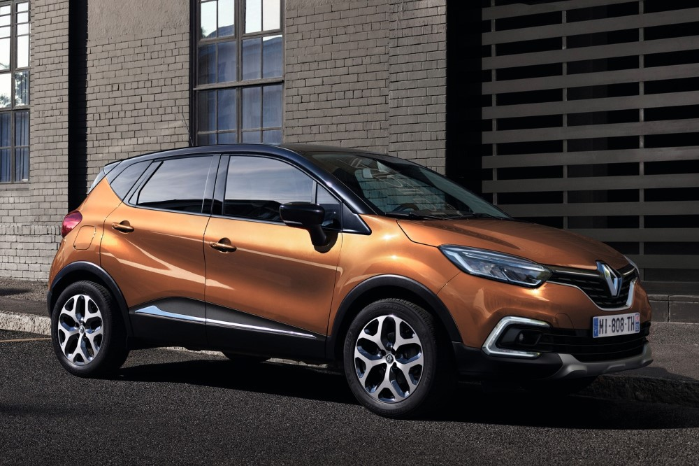 2020 Renault Captur USA Release Date