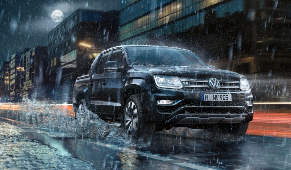 2020 VW Amarok Towing Capacity