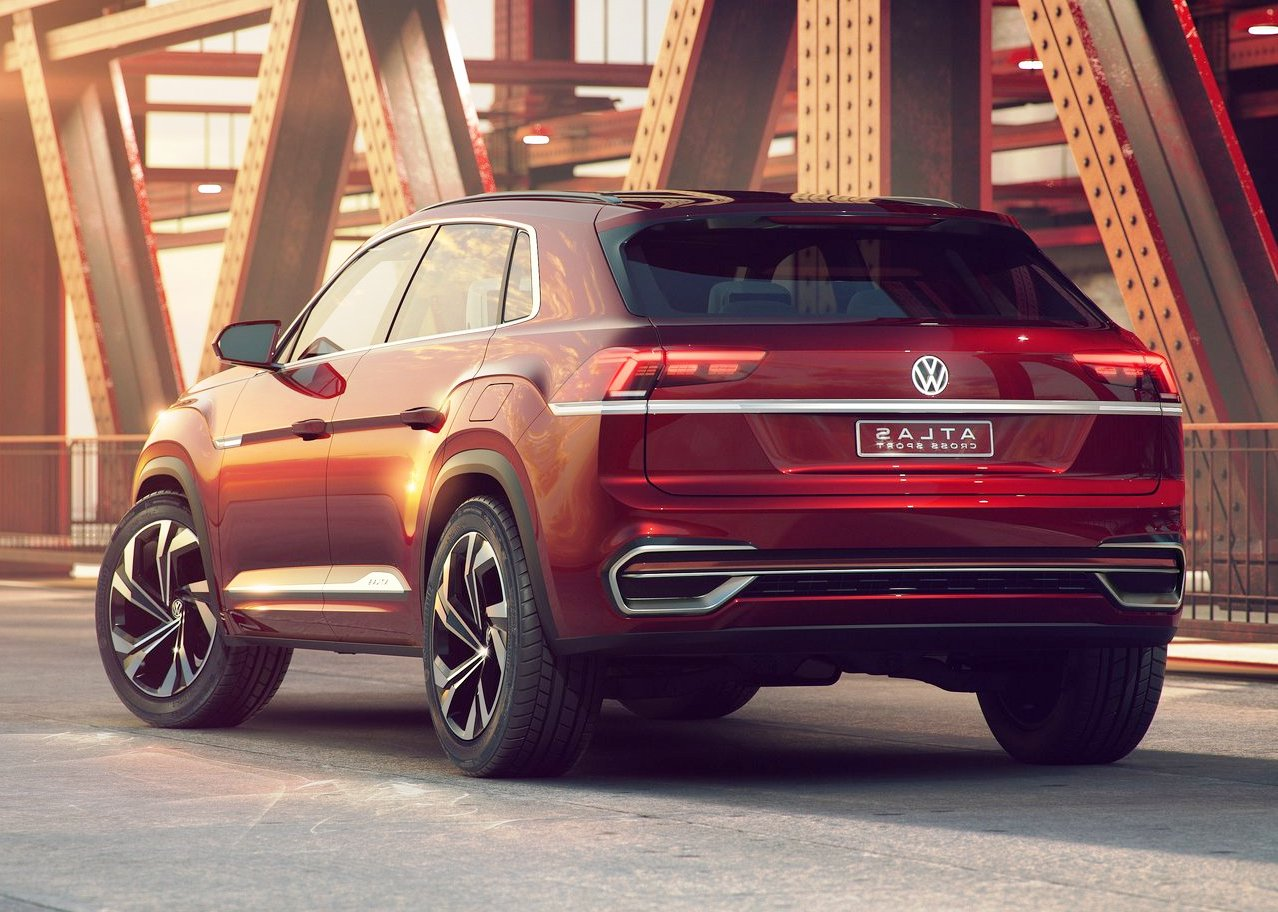 2020 VW Atlas Cross Sport Engine Hybrid Specification