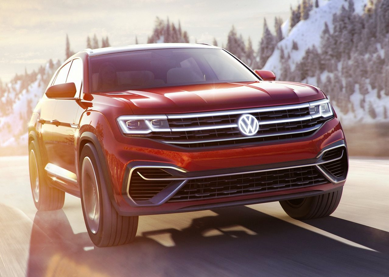 2020 VW Atlas Cross Sport New York Auto Show