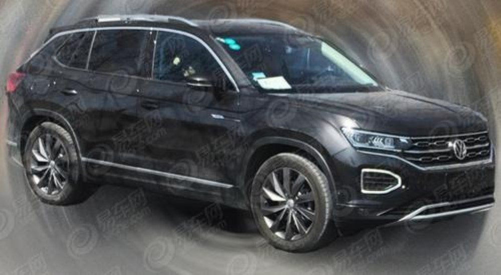 2020 VW Tayron Specs and Platform