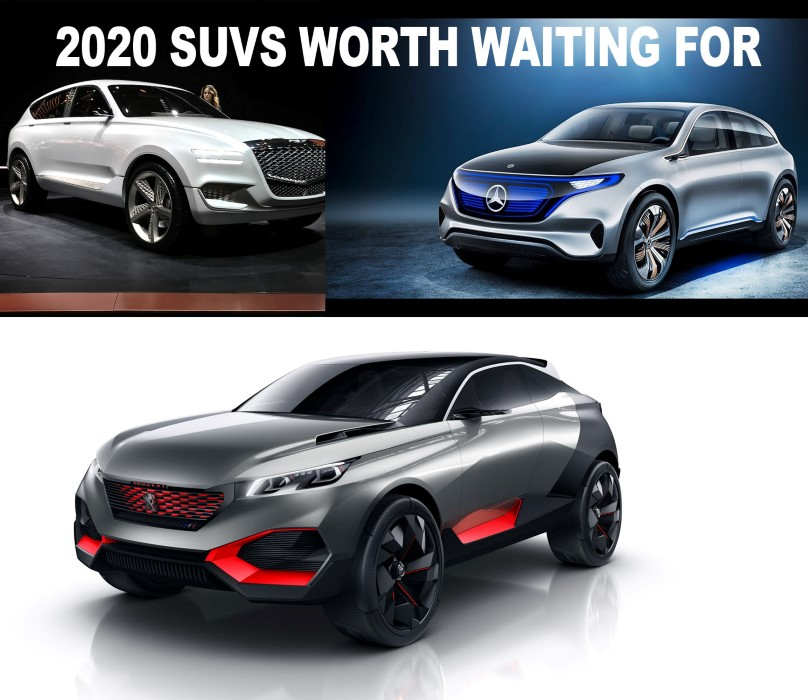 Top Future Trucks And SUVs Worth Waiting For