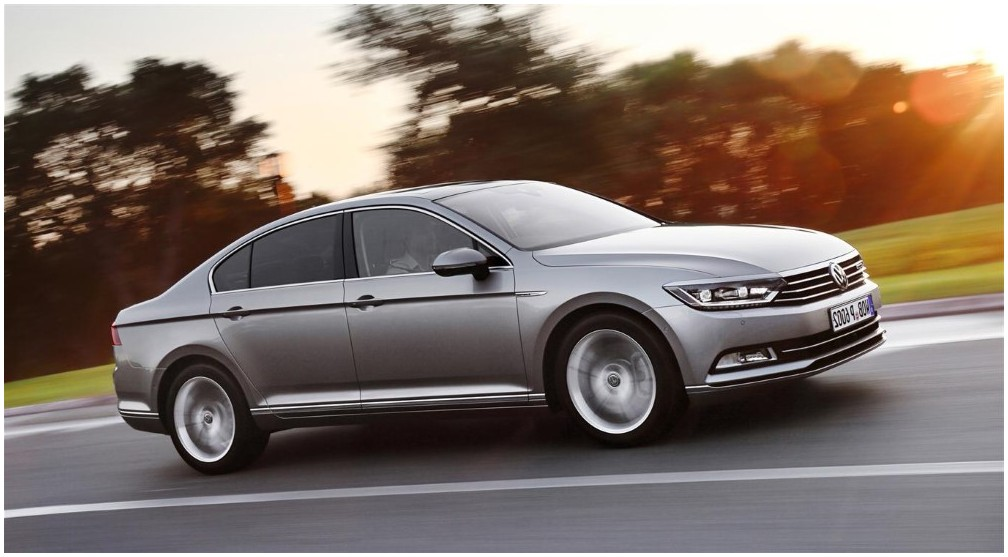 2020 Ford Mondeo vs New VW Passat; Fuel Economy