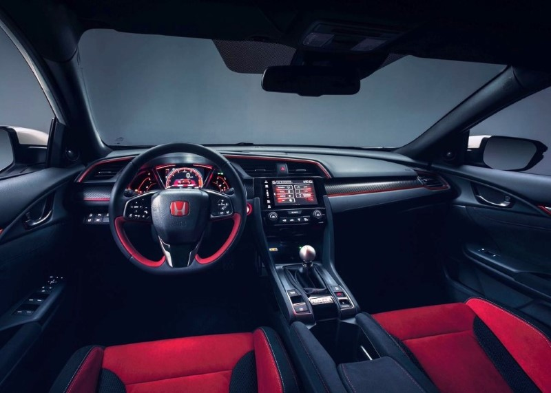 2020 Honda Civic Type R Interior Refresh