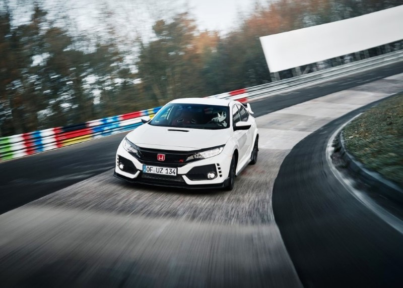 2020 Honda Civic Type R Specs