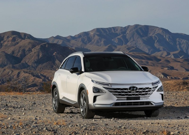 2020 Hyundai Nexo Specifications