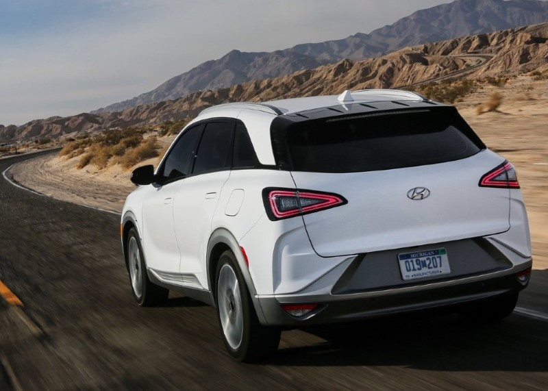 2020 Hyundai Nexo Will Replace Tucson FCEV
