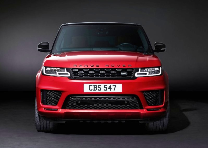 2020 Range Rover Sport Dimensions & Size Changes