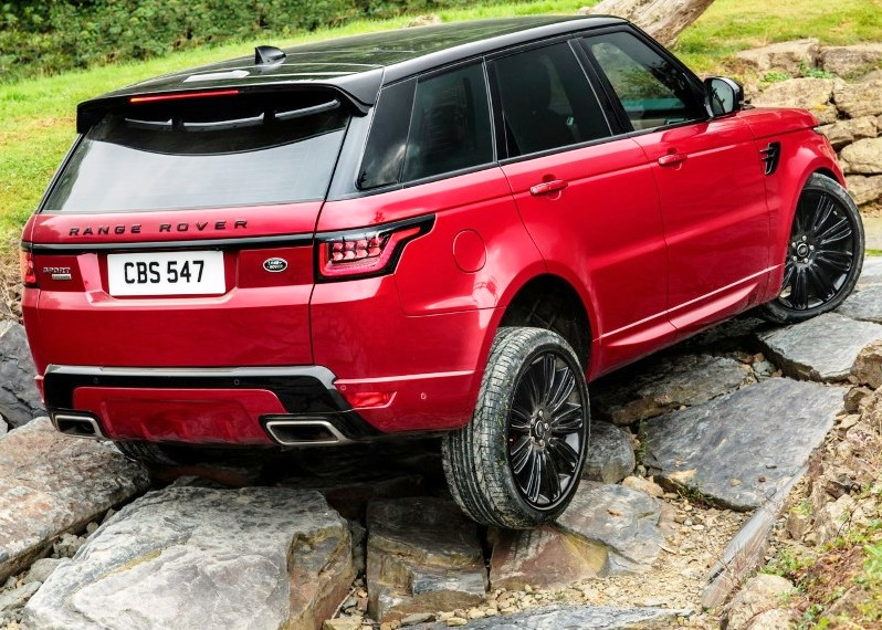 2020 Range Rover Sport SDV6 Engine Review