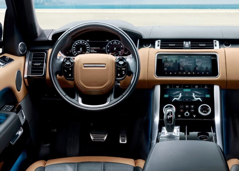 2020 Range Rover Sport Safety Features