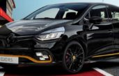 2020 Renault Clio RS Black Color Modified Engine