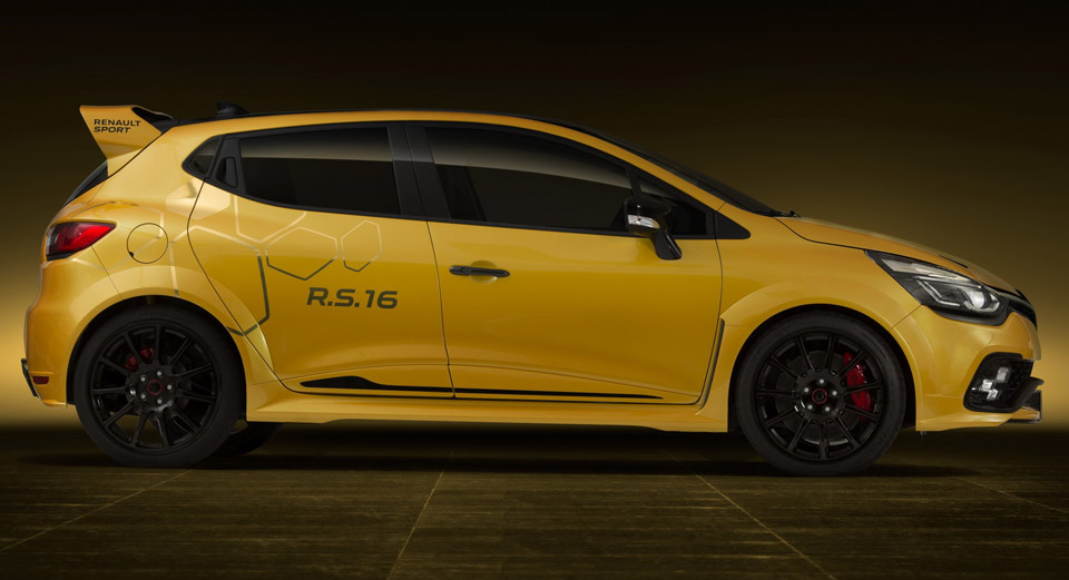 2020 Renault Clio RS Changes Exterior & Dimensions