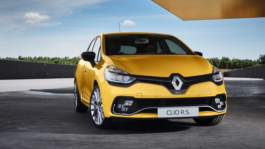 2020 Renault Clio RS Engine Performance Upgrade