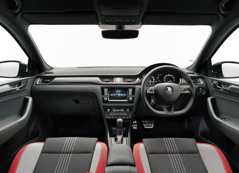 2020 Skoda Spaceback Interior Features