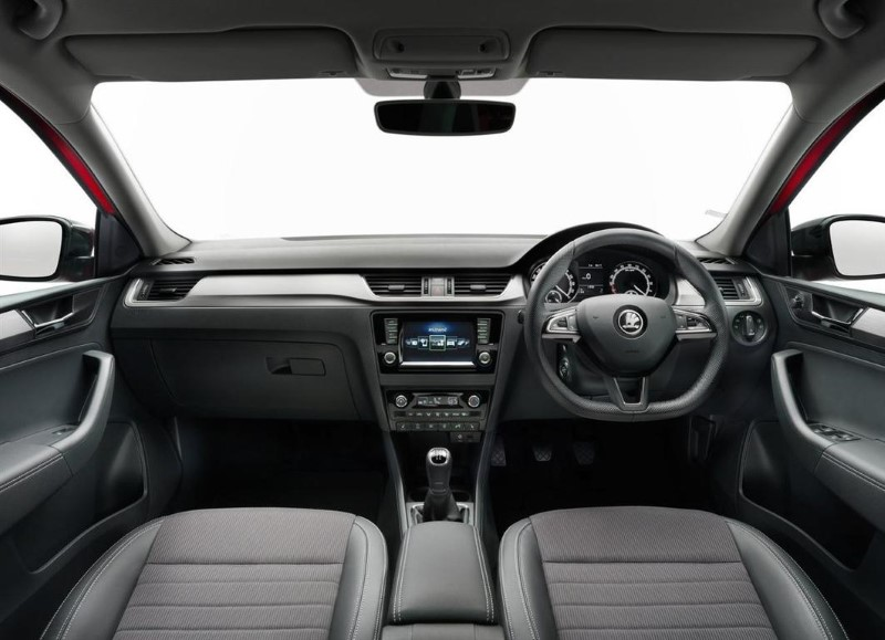 2020 Skoda Spaceback Interior Volume