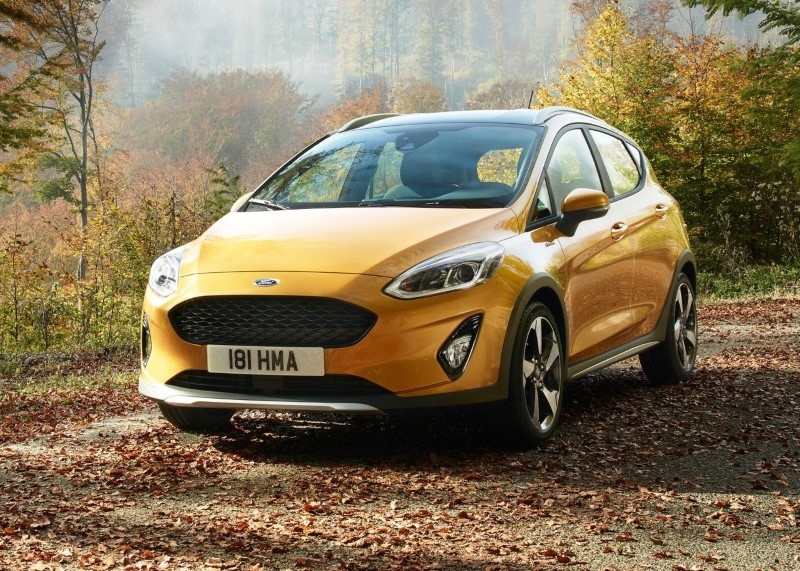 2019 Ford Fiesta Active Crossover Review