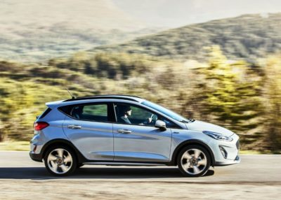 New Ford Fiesta Active EcoBoost; Fiesta Crossover Review