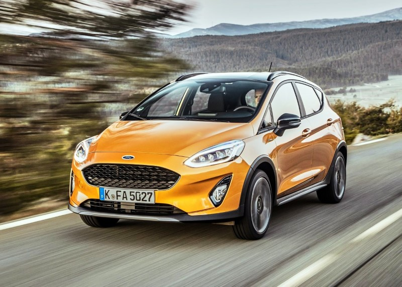 2019 Ford Fiesta Active Redesign and Changes
