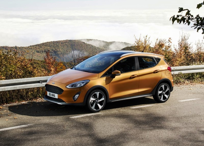 2019 Ford Fiesta Active X Release Date and Price