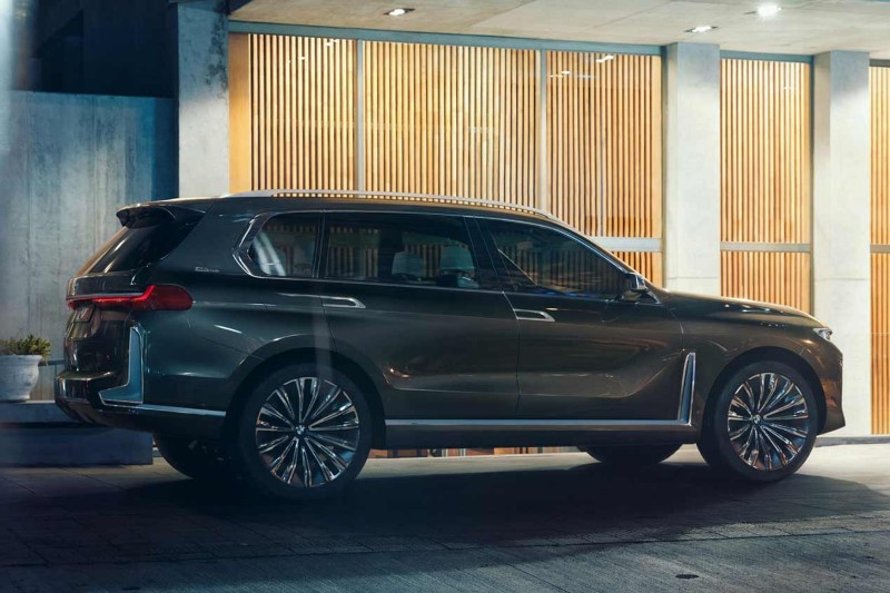 2020 BMW X7 Dimensions - Best Full Size SUV