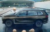 2020 BMW X7 Full Size SUV Release Date and Price