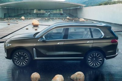 2020 BMW X7 Concept, Specs, Release Date and Price