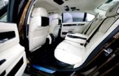 2020 BMW X7 Interior Seating