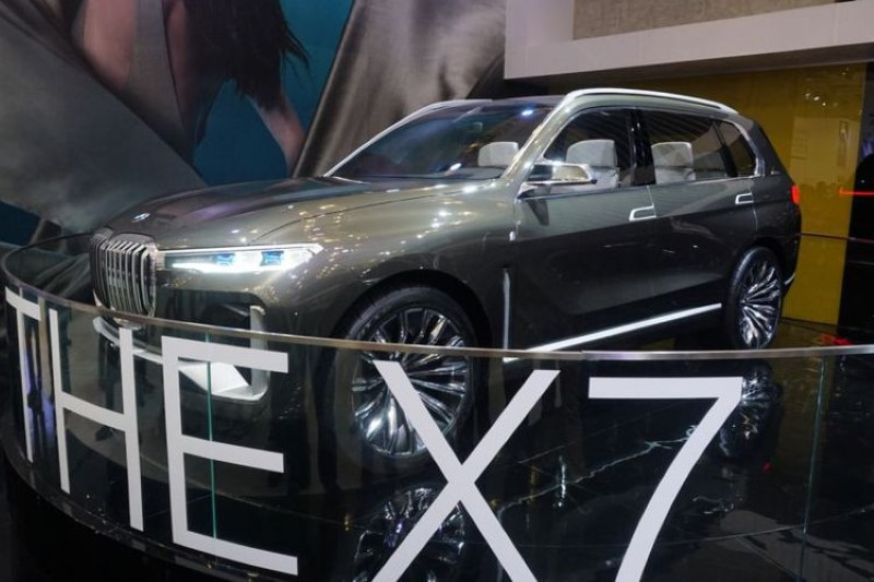 2020 BMW X7 Price & Release Date