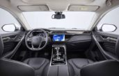 2020 Ford Territory Interior SUV Features