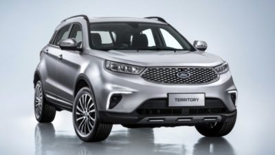 2020 Ford Territory SUV; Platform, Specs, Release Date & Price