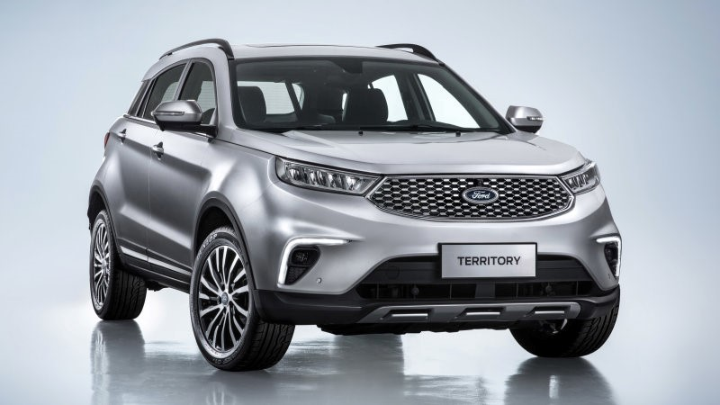 2020 Ford Territory Release Date and Price