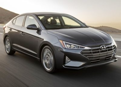 2020 Hyundai Elantra Redesign; Hybrid Engine & Advance Safety System