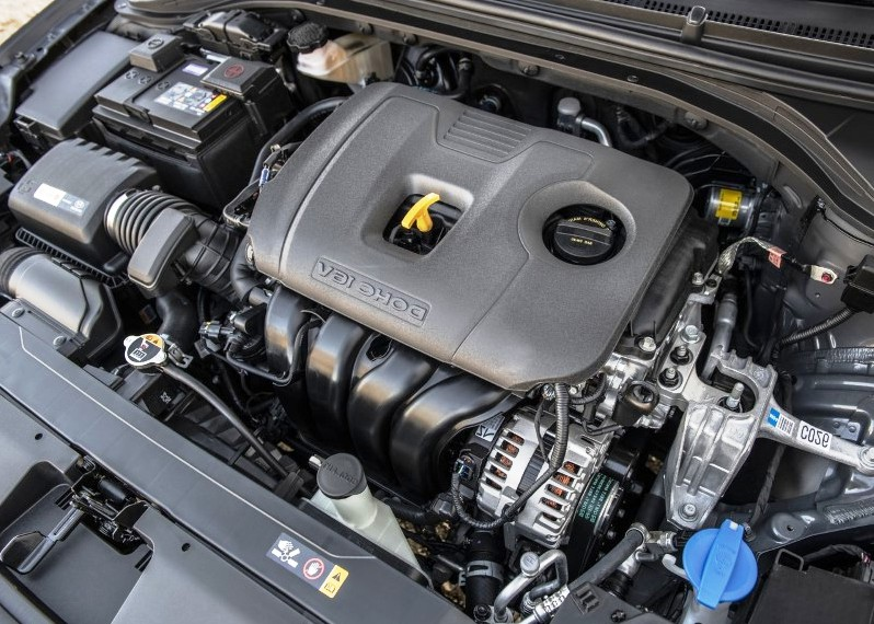2020 Hyundai Elantra Hybrid Engine Performance
