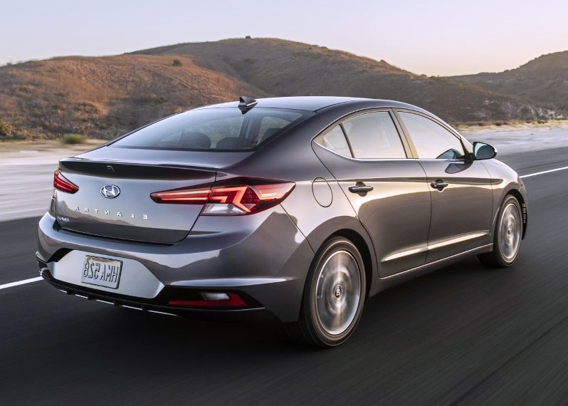 2020 Hyundai Elantra Release Date and Price