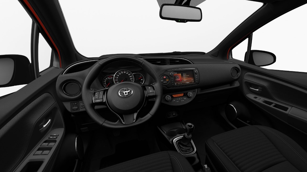 2020 Toyota Auris Interior Update